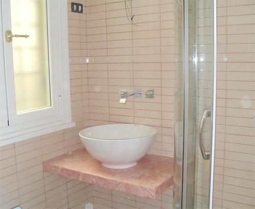 Aedes nova srl bagni e cucine - Lavabo bagno muratura ...